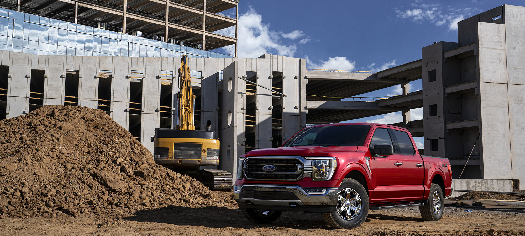 Ford F-150 Complete Fleet Sales