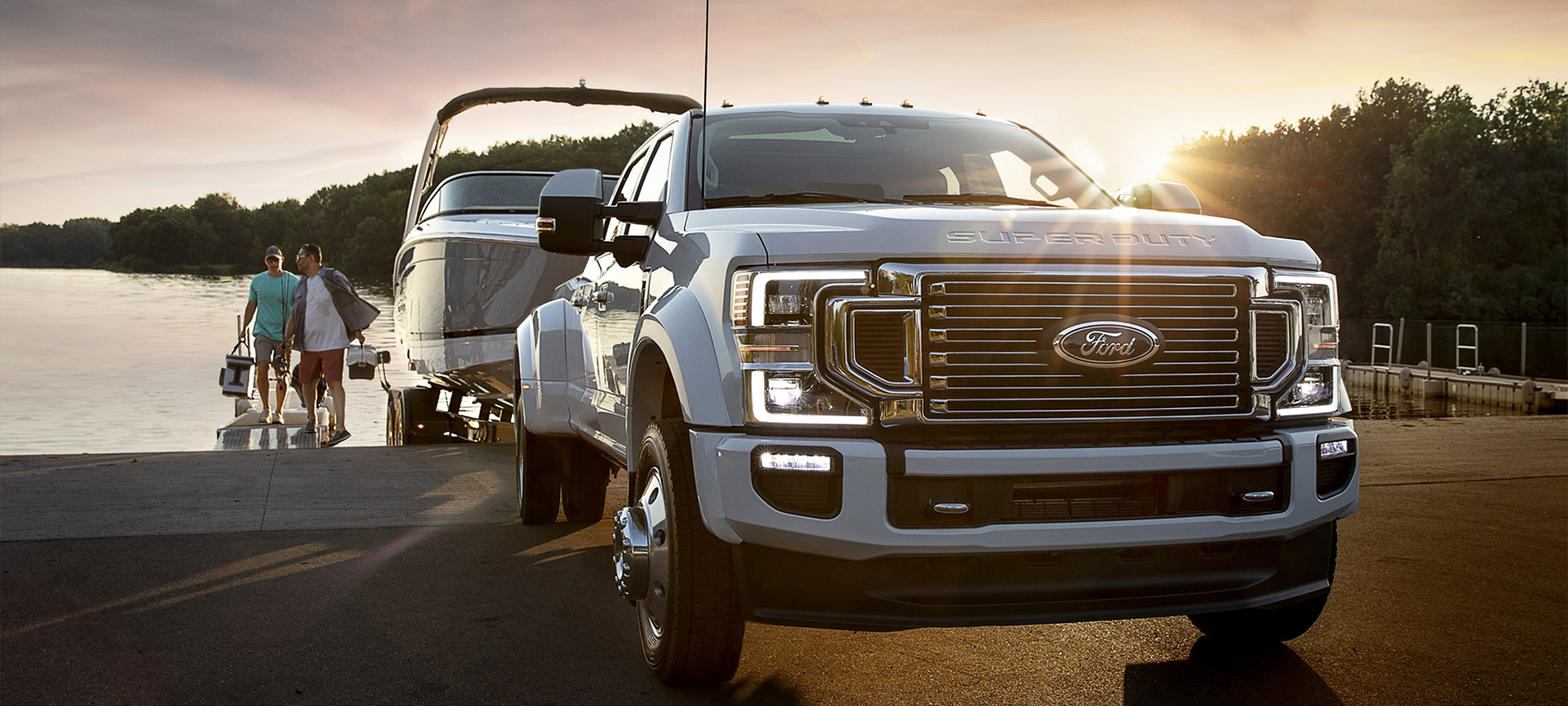 Ford Super Duty Complete Fleet Sales